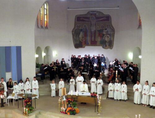 Jahresbericht Kirchenchor Cantamus 2019